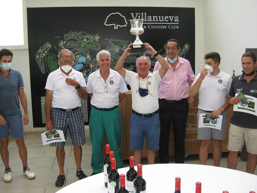 I Interclub RCG–Villanueva Golf 5 junio 2021 VUELTA