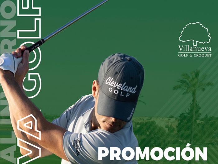 Promoción Villanueva Golf